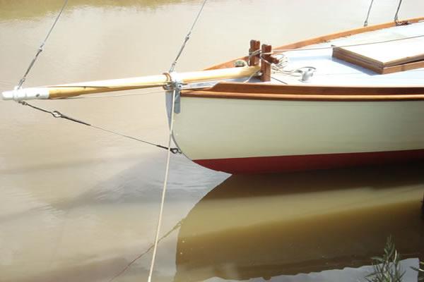 Zicke wooden boat builders uk