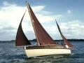 18ft raised deck, Sea Otter 'Trudie'.