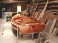 12ft Catboat 'Inisheen'.